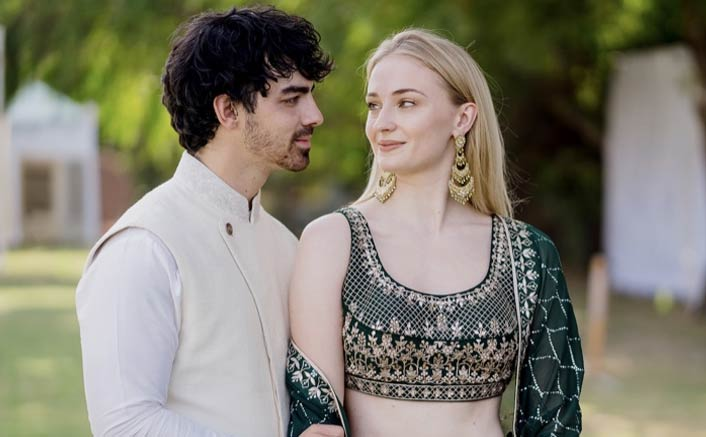 VIRAL VIDEO: Game Of Thrones' Sophie Turner SECRETLY Marries Fiancé Joe Jonas!