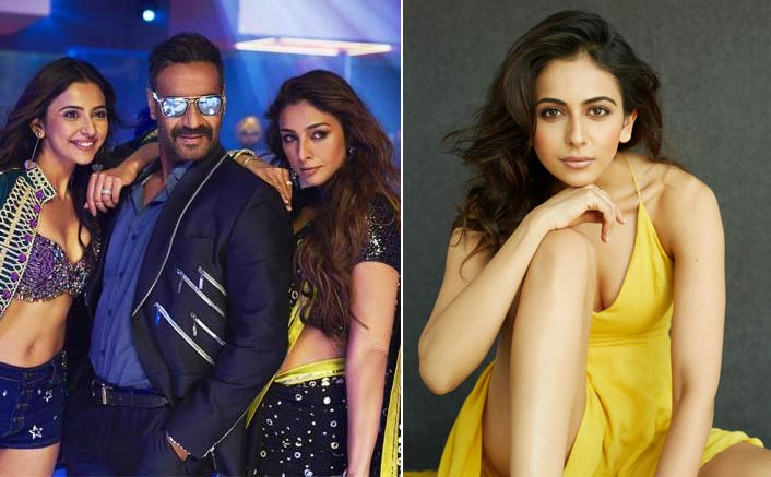 Rakul Preet Does Method Acting For De De Pyaar De