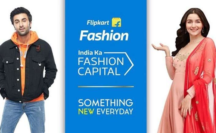 Ranbir, Alia together in 1st TV ad