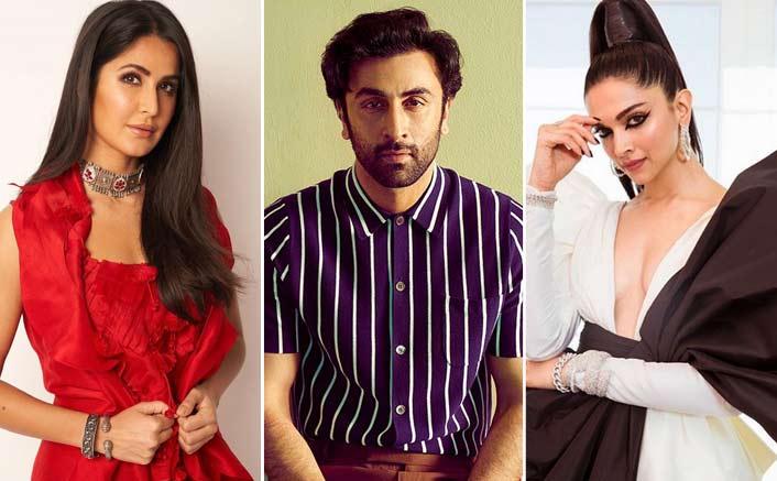 Ranbir Kapoor ADMITS Secretly Following Exes Katrina Kaif & Deepika Padukone!