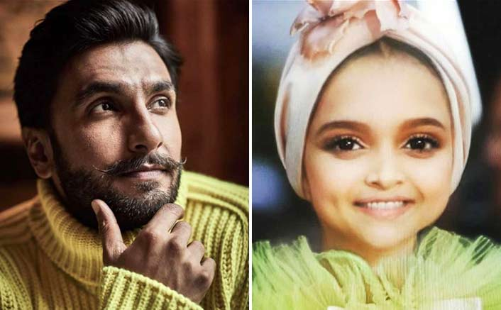 Ranveer Singh Needs No Baby, Already Found His In Deepika Padukone! See Picture