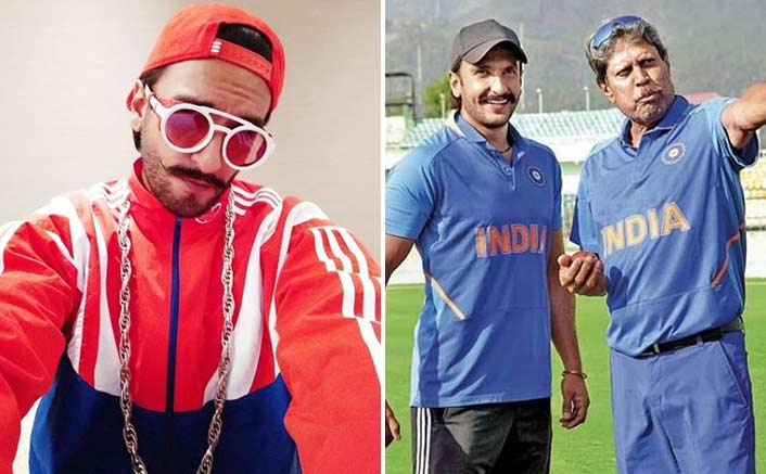 Ranveer Singh Wants To See, Live & Breathe Kapil Dev Before Starting The Shoot Of '83