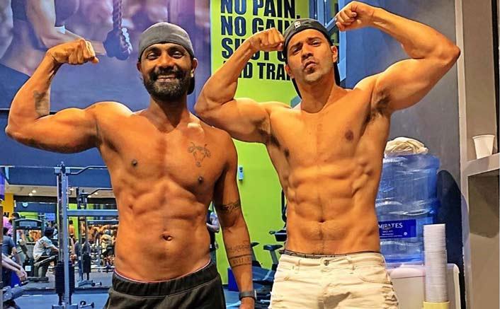Street Dancer 3D: Varun Dhawan & Remo D'Souza - The Beasty Actor-Director Duo!
