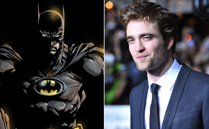 Robert Pattinson confirmed as new Batman