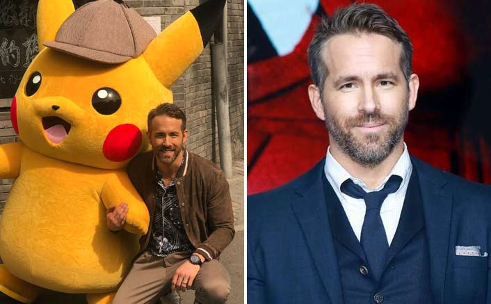 Ryan Reynolds turned into Detective Pikachu for kids