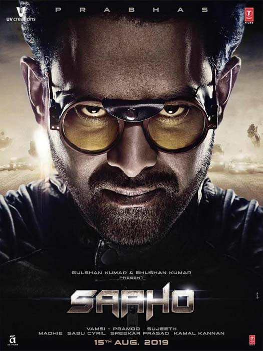 Saaho Poster On 'How's The Hype?': BLOCKBUSTER Or Lacklustre?