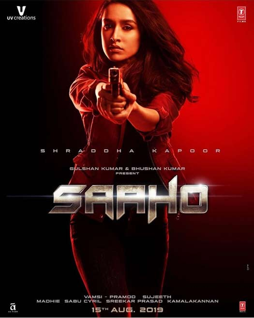 Saaho New Poster On 'How's The Hype'? : BLOCKBUSTER Or Lacklustre?