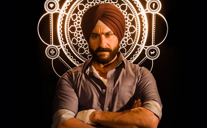"Saif Ali Khan On Sacred Games 2: ""Sartaj Singh Is Eating Less & Taking More Drugs"""