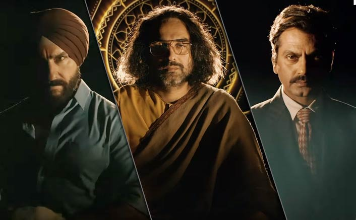 Sacred Games 2 Teaser Is Out! And There Are New Faces To Look, Forward To