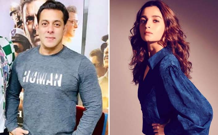"Salman Khan Calls Himself ""Not Talented"" In Comparison To Inshallah Co-Star Alia Bhatt"