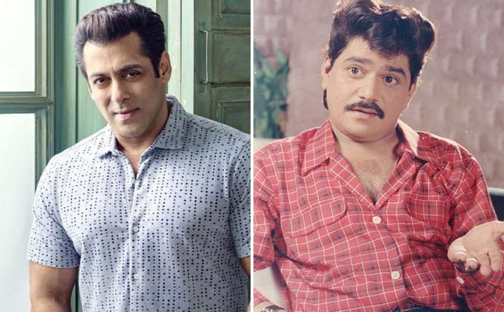 Salman Khan gets emotional about Laxmikant Berde
