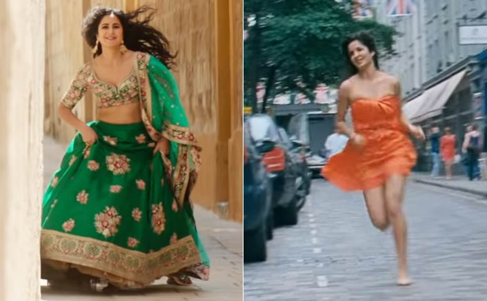 Isn't Salman Khan & Katrina Kaif's Chashni From Bharat Reminding You Of These Shah Rukh Khan Songs?