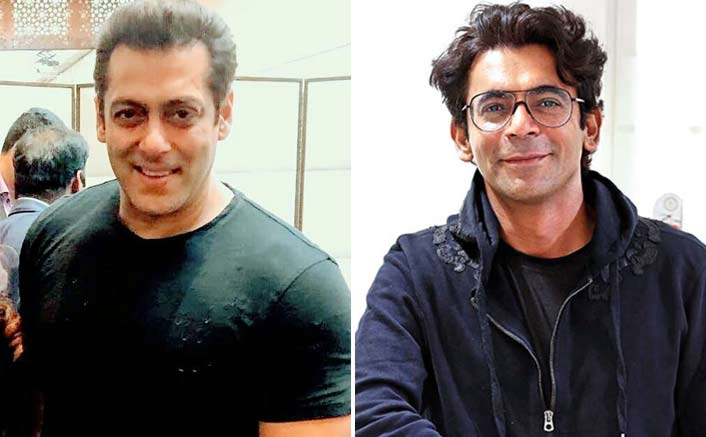 "Bharat: Salman Khan Used To Look At Sunil Grover & Say ""Le Gaya Scene"" - Here's Why"
