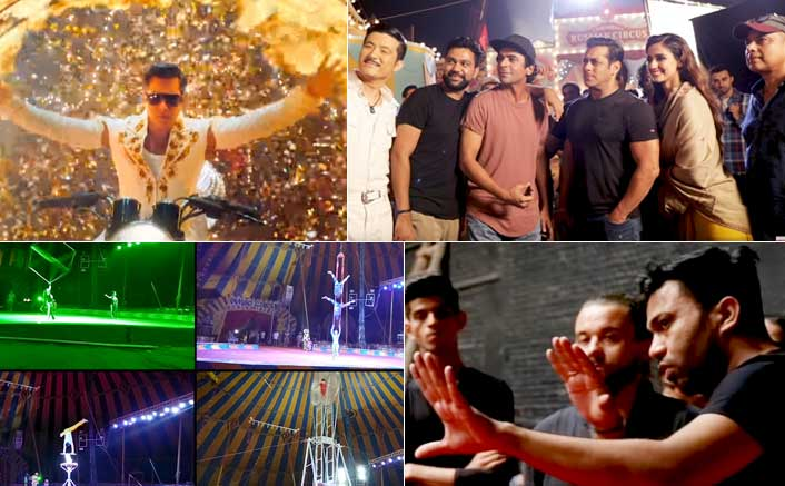 Salman Khan shares BTS of the Great Russian Circus from Bharat