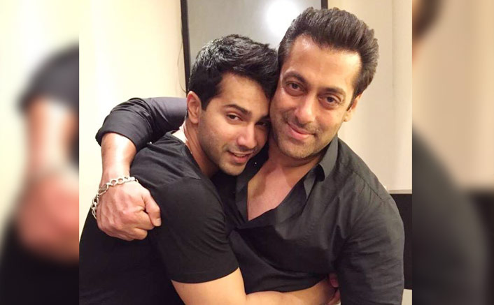 Salman Khan Thinks Varun Dhawan Is The Best In His Lot & Will Achieve Stardom In His Career!