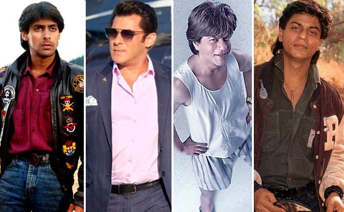 From Salman Khan To Shah Rukh Khan; Box Office Business Of The First & Latest Film Of 5 Major Stars