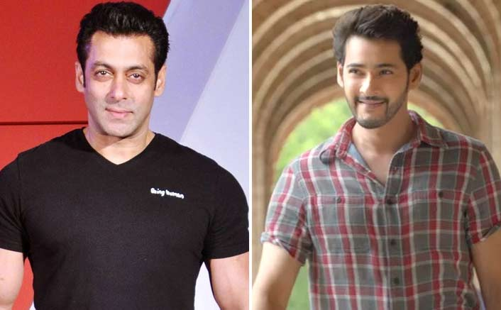 Salman Khan To Watch Mahesh Babu's Maharshi; Another Remake On The Cards Already?