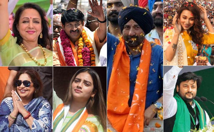 Lok Sabha Results 2019: Entire List Of Bollywood Celebs - Who Won & Who Lost!
