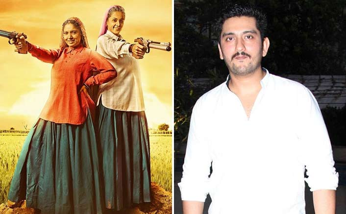 Shaad Randhawa is excited for 'Saand Ki Aankh'