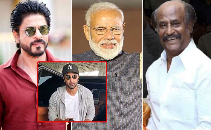 Shah Rukh Khan, Rajinikanth & Others To Mark Their Presence For Narendra Modi's Swearing-In Ceremony!