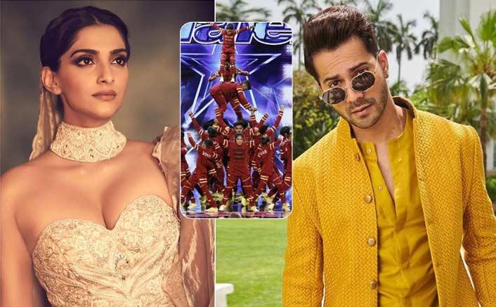 Sonam Kapoor & Varun Dhawan Praise Mumbai's Dance Group V.Unbeatable For Getting Standing Ovation At America's Got Talent