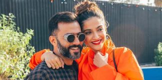 Sonam, you're my guiding star: Anand Ahuja