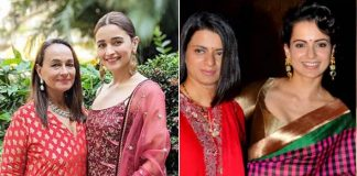 Soni Razdan Finally Reacts To Kangana Ranaut's Sister Rangoli's Non Indian Attack On Her And Alia Bhatt