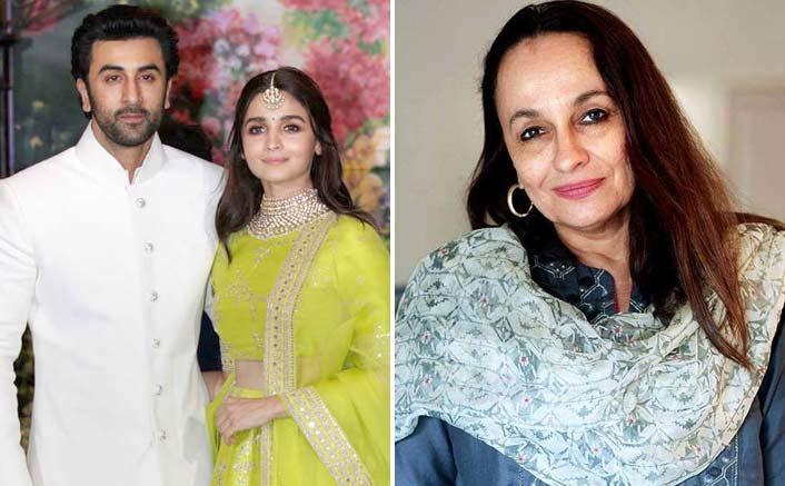 Soni Razdan rubbishes the Ranbir-Alia marriage 'rumour'