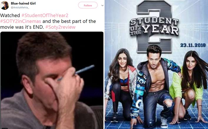 SOTY 2 Gets Badly Trolled On Social Media, Memes And Jokes All Over