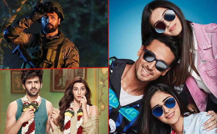 Student Of The Year 2 Box Office: Beats Vicky Kaushal's Uri: The Surgical Strike & Kartik Aaryan's Luka Chuppi!