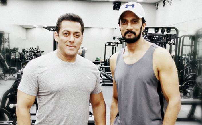 Dabangg 3: Sudeep Is Already Bonding With Salman Khan; Entertaining Face-Off On The Cards