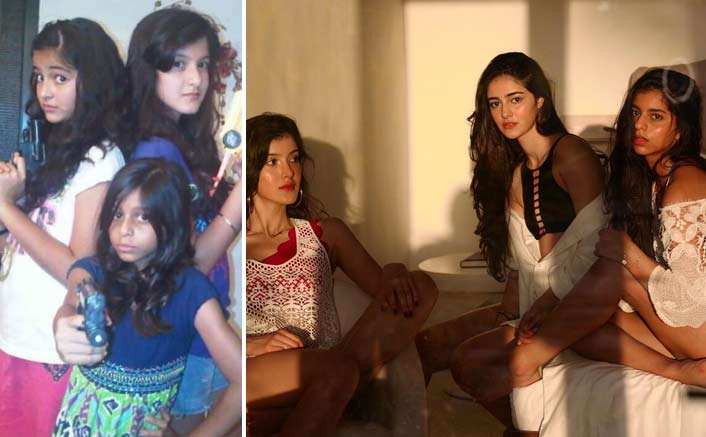 Suhana Khan, Ananya Panday & Shanaya Kapoor Ft. Charlies Angels - It's The Sassiest Birthday Wish Ever!