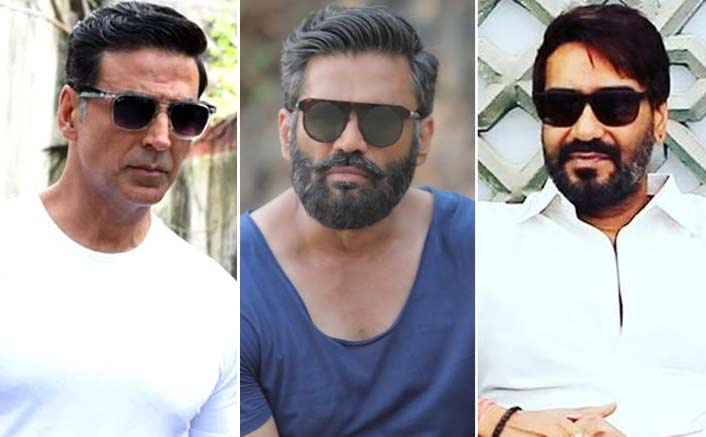 "Suniel Shetty Wishes To Have A Career Like Akshay Kumar & Ajay Devgn; Says, ""I've Made Mistakes"""