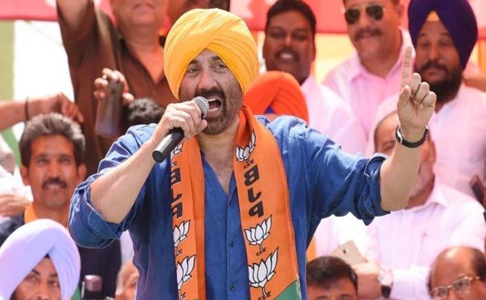 "Sunny Deol After Leading In Gurdaspur, ""Public Has Made My Dhaai Kilo Ka Haath Even Heavier"""