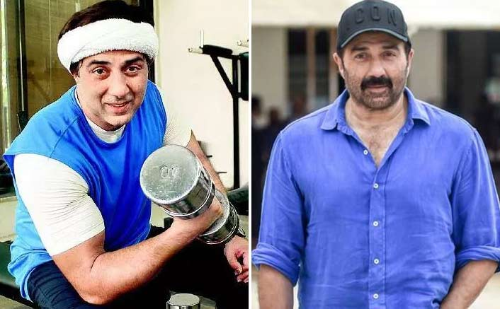 Sunny Deol continues workout routine in Gurdaspur
