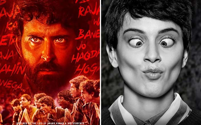 Super 30 VS Mental Hai Kya At The Box Office: Hrithik Roshan To Avoid Clashing With Kangana Ranaut?