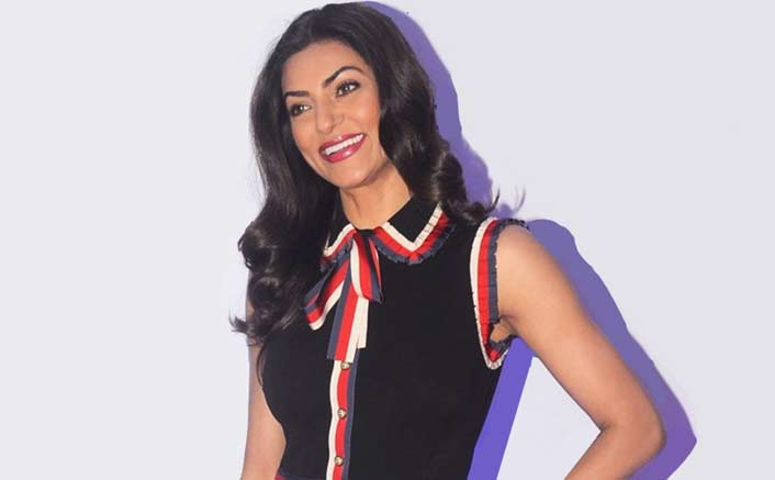 Sushmita clocks 25 years as India's first Miss Universe
