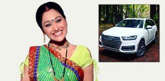 Taarak Mehta Ka Ooltah Chashma Star Disha Vakani Buys Her New Audi!
