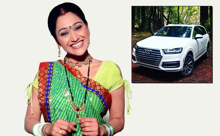 Taarak Mehta Ka Ooltah Chashma Star Disha Vakani Gets A Flashy Car For Herself