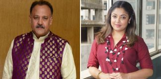 "Tanushree Dutta: ""First Alok Nath Appearing In A Film & Now #MenToo, Something Is fishy"""