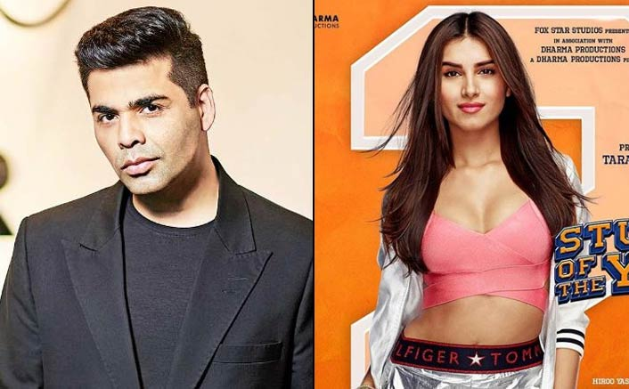 Tara Sutaria, the 'outsider' in Karan Johar's Student of the Year 2, talks about nepotism in Bollywood