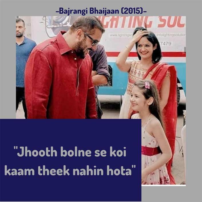 #ThrowbackThursday: This Salman Khan Dialogue From Bajrangi Bhaijaan Is All-Heart!