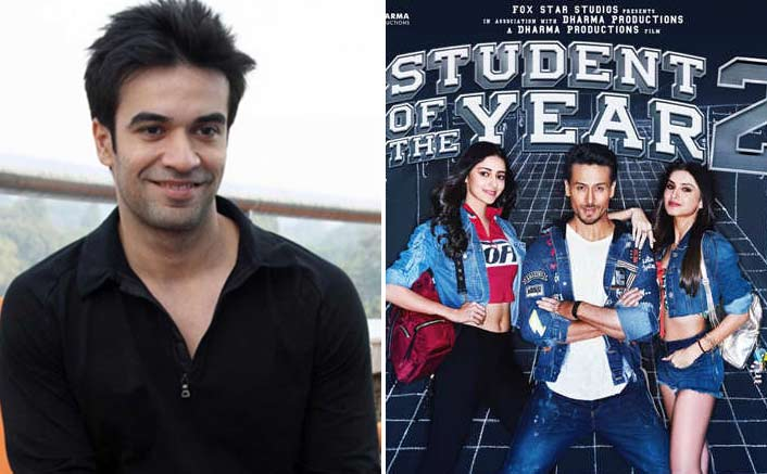 """Tiger is a star, Ananya is organic, Tara is spectacular"" – Director Punit Malhotra on his three stars in Karan Johar's Student of the Year 2"