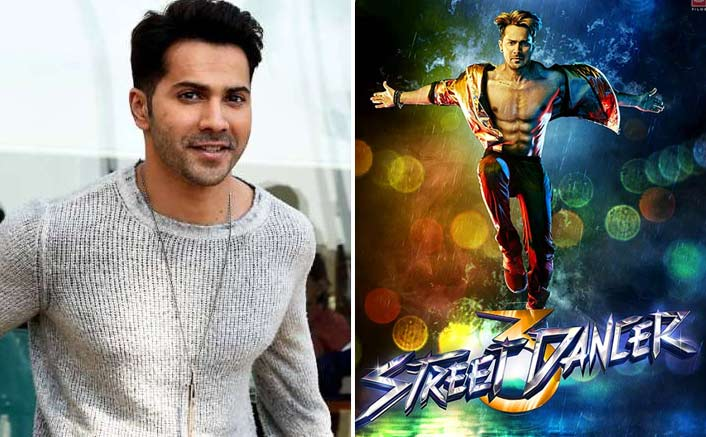 Varun Dhawan Cries After Performing A Sad Song In Street Dancer 3D