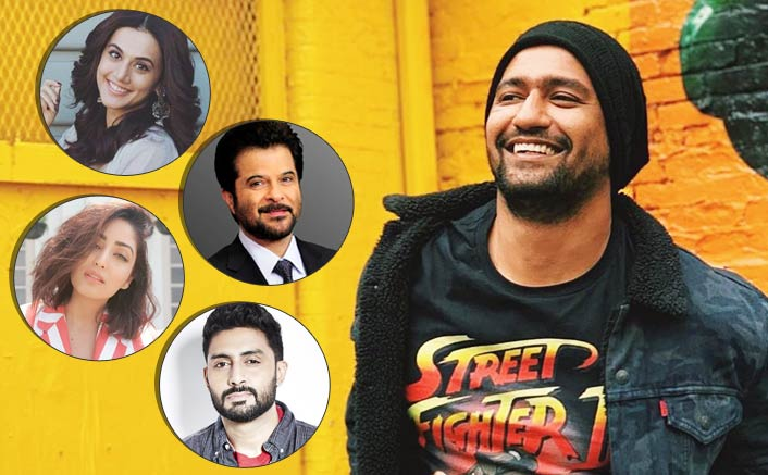 Vicky Kaushal turns 31, B-Town showers good wishes