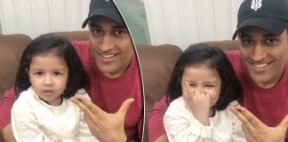 VIDEO: Mahendra Singh Dhoni's Daughter Ziva Dhoni Urges Indians To Cast Vote; It Is Just Too Cute For Words!