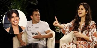 "VIRAL VIDEO: Katrina Kaif SNAPS At Salman Khan For ""Thank You Priyanka"" Statement!"