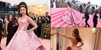 Walking the red carpet, Deepika Padukone's Met Gala 2019 look is all things dreamy!