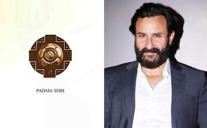 Wanted to give the Padma Shri back: Saif Ali Khan