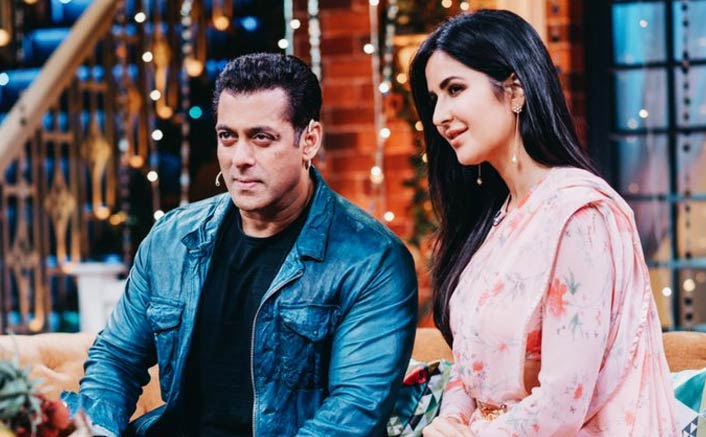 "Katrina Kaif Asks Salman Khan, ""Shaadi Karni Hain Kya?"" Watch Video"